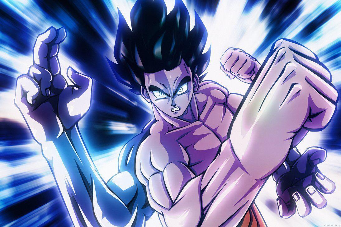 Goku Ultra Instinto Fondos De Pantalla Wallpaper: Goku Ultra Instinct Mastered Wallpapers