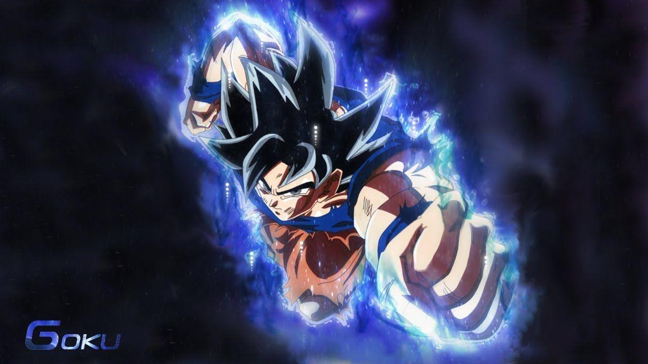 Making Goku Ultra Instinct Aura