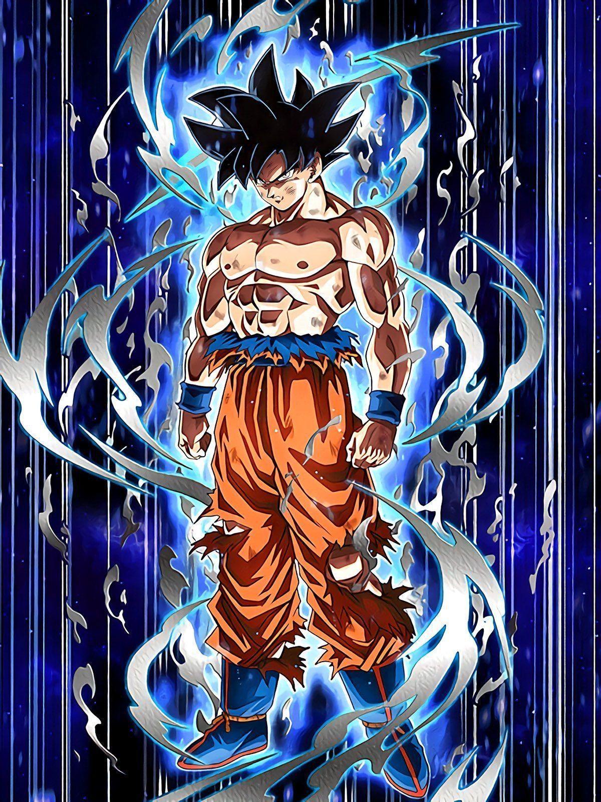 Goku master ultra instinct wallpapers wallpaper cave - Goku ultra instinct mastered wallpaper ...