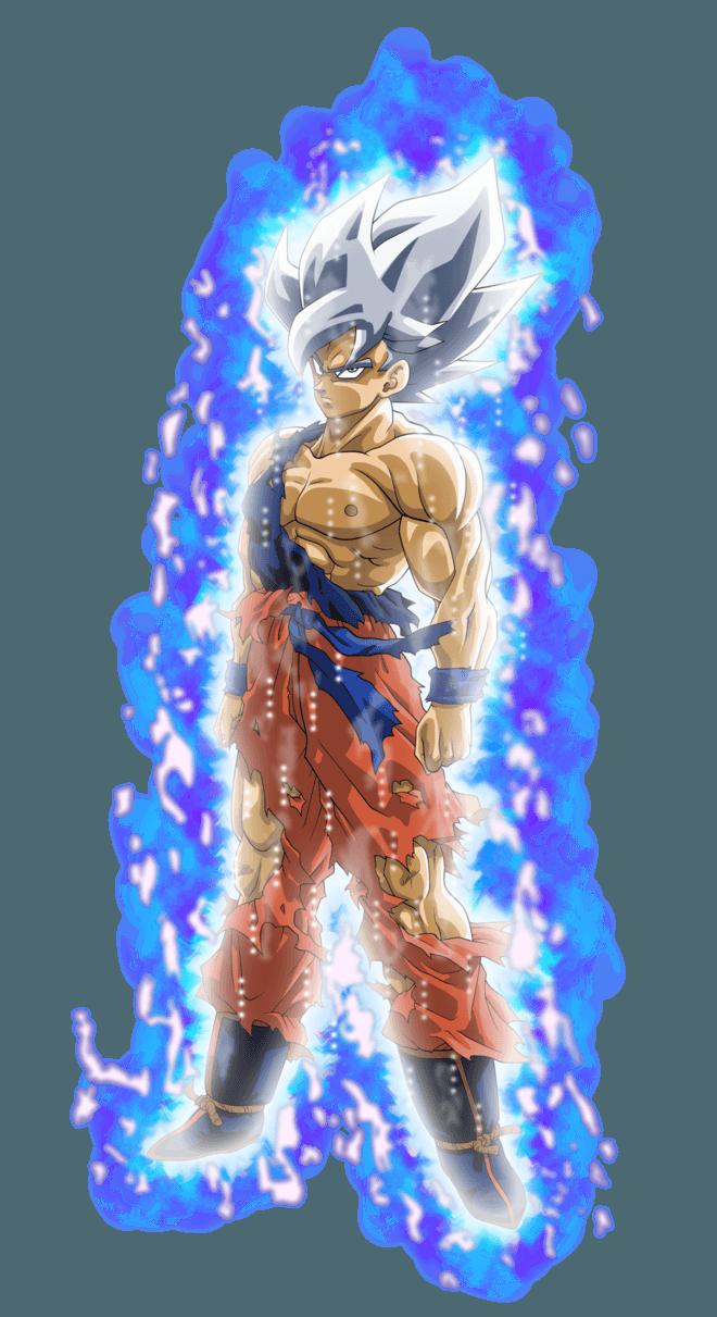 Goku Ultra Instinct Mastered Wallpapers - Wallpaper Cave