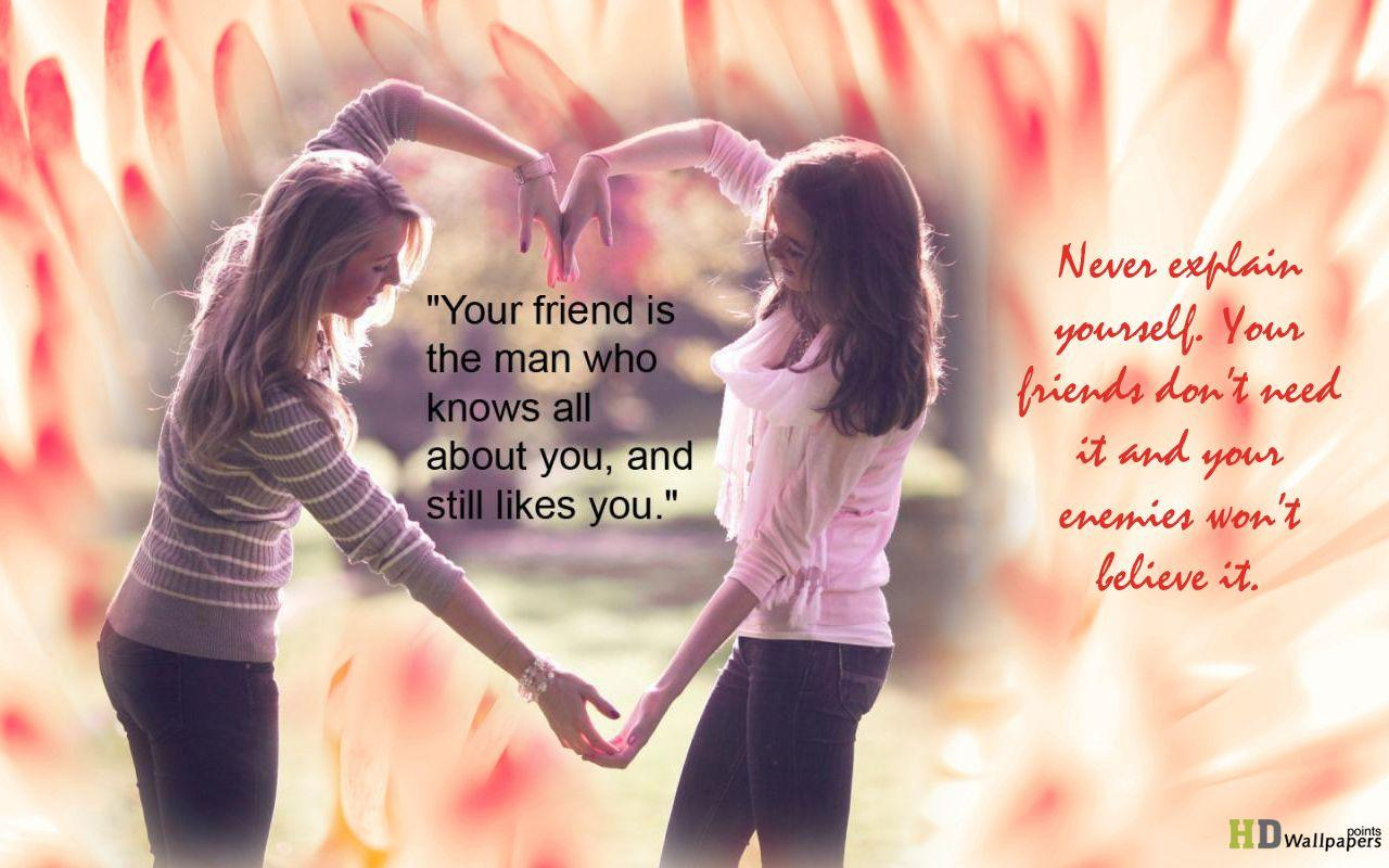 Friendship Quotes For Girls Best Friend Quotes For Girls