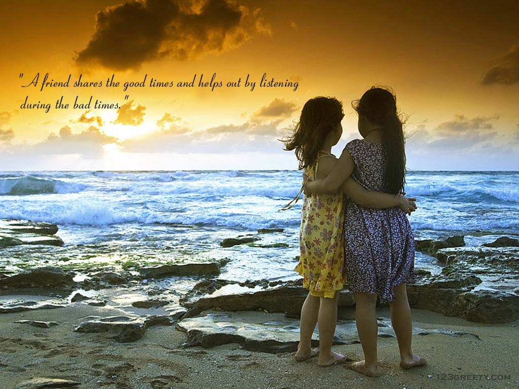Quotes About Friendship And Life Wallpapers 2014 HD