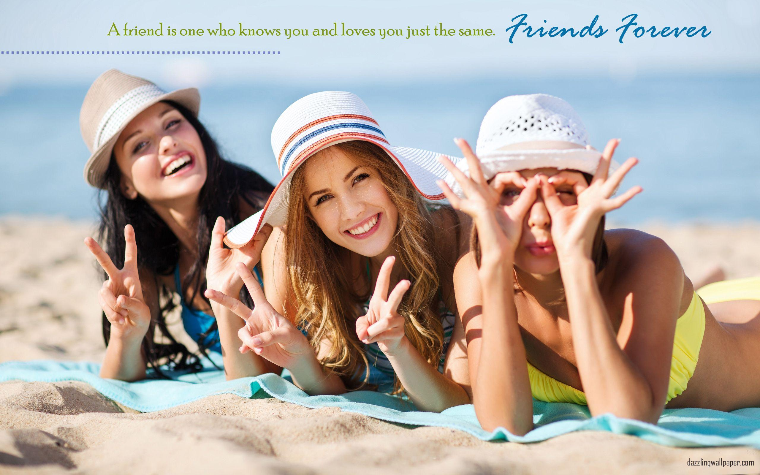 Friends Forever Image Hd For Girls