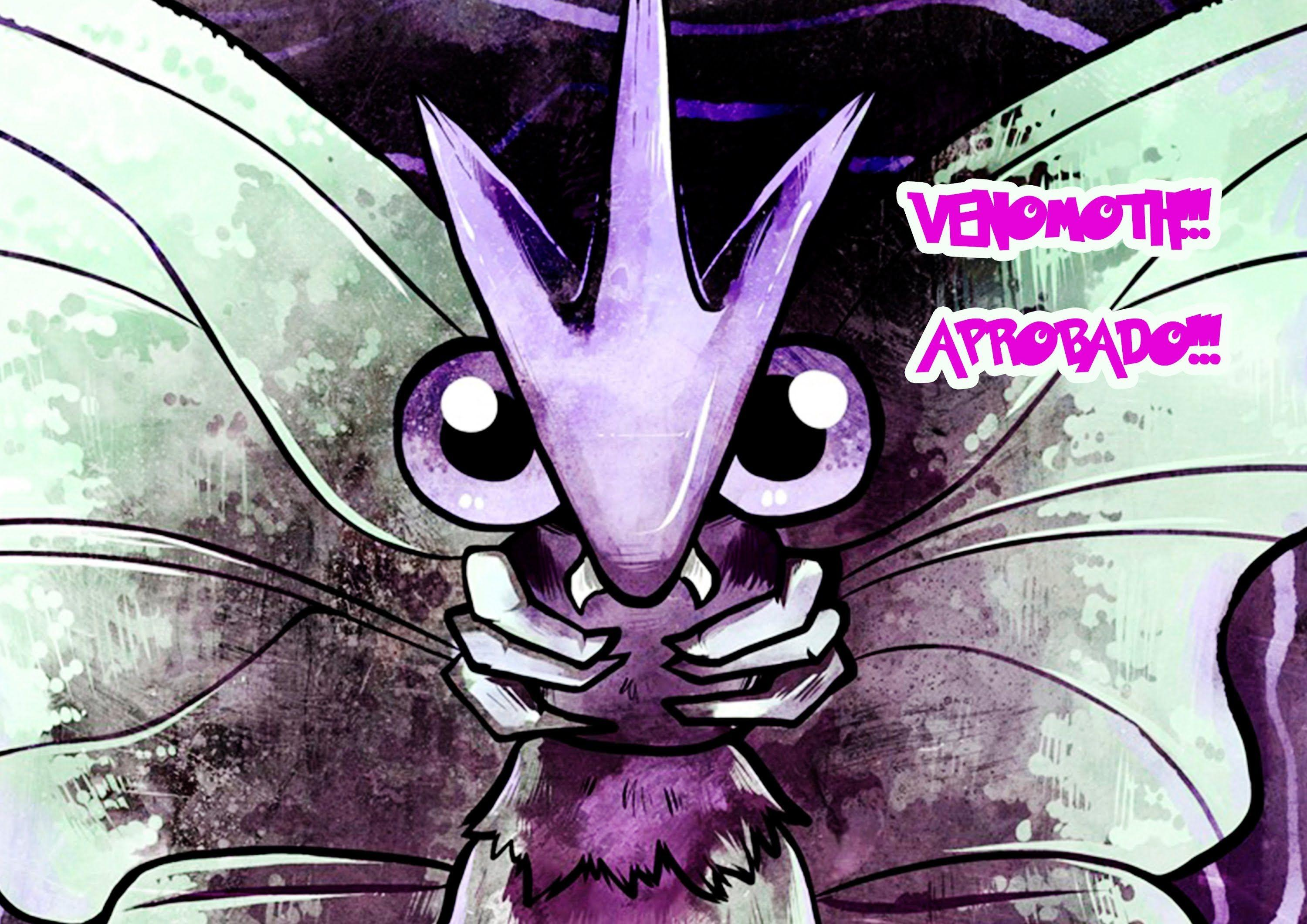 Venomoth Wallpapers Image Photos Pictures Backgrounds
