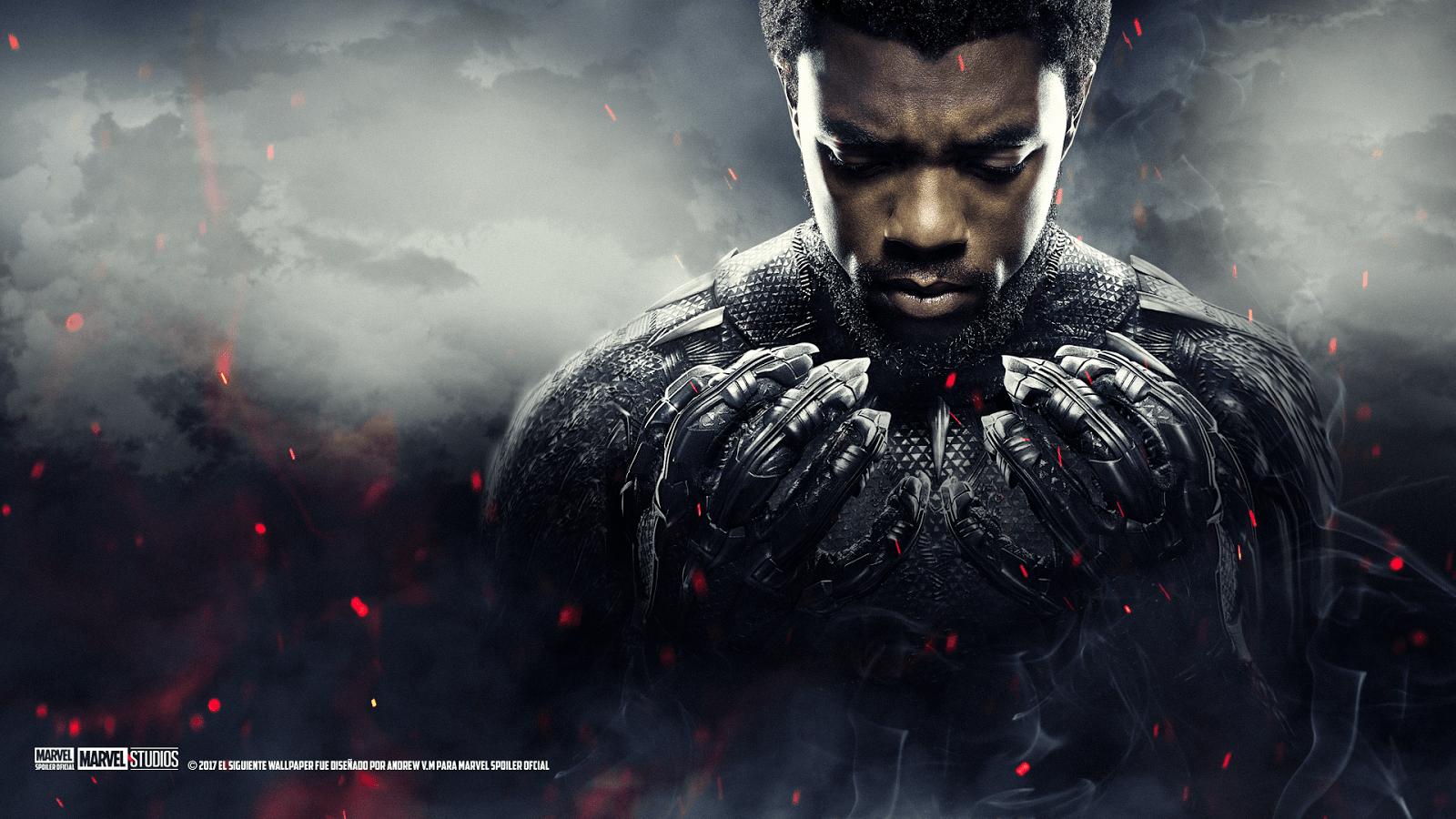 Black Panther Wallpaper Marvel: Black Panther Movie Wallpapers
