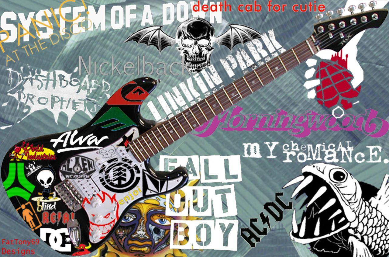 Emo Bands Wallpapers