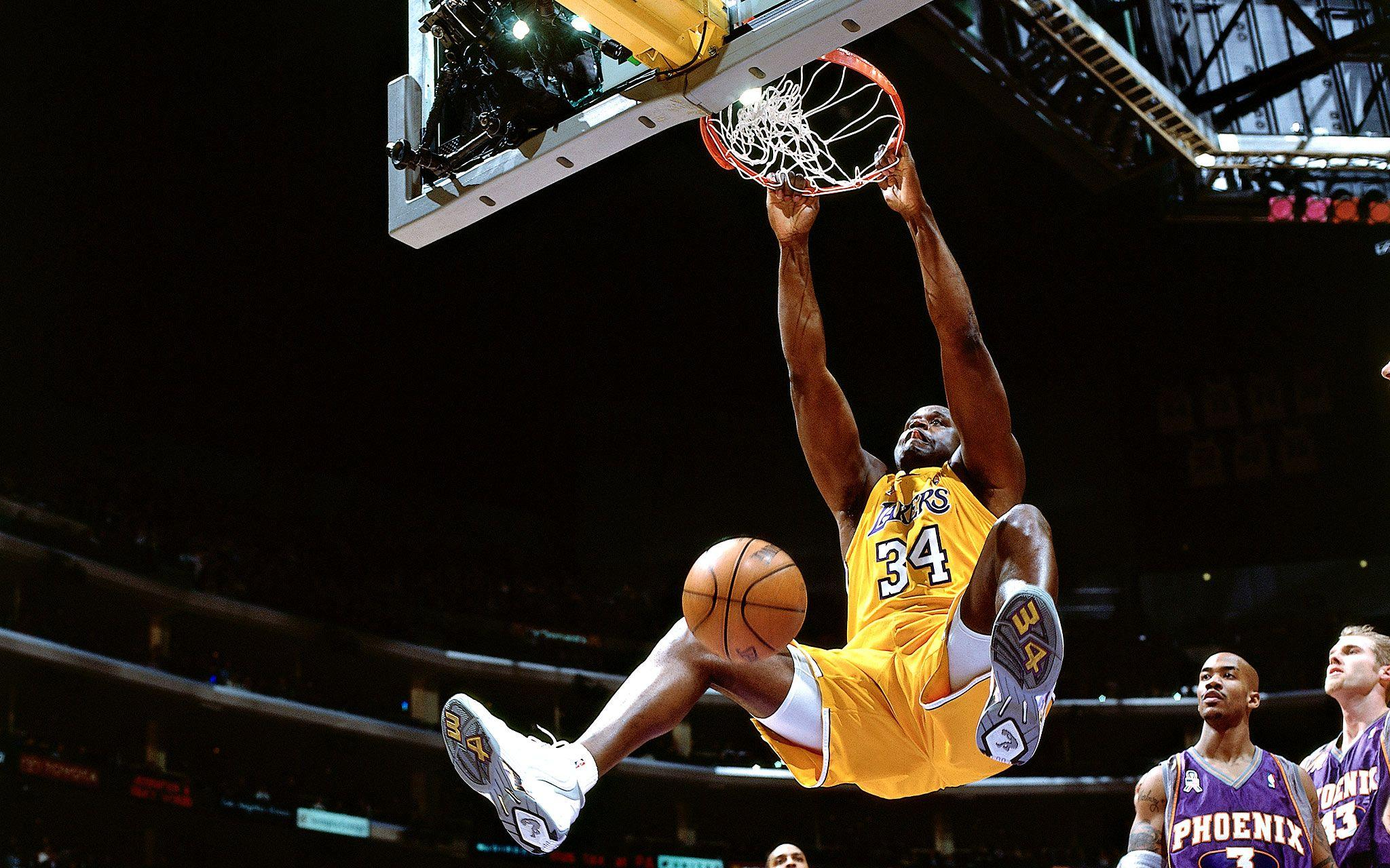 50+ Shaquille O Neal Wallpapers