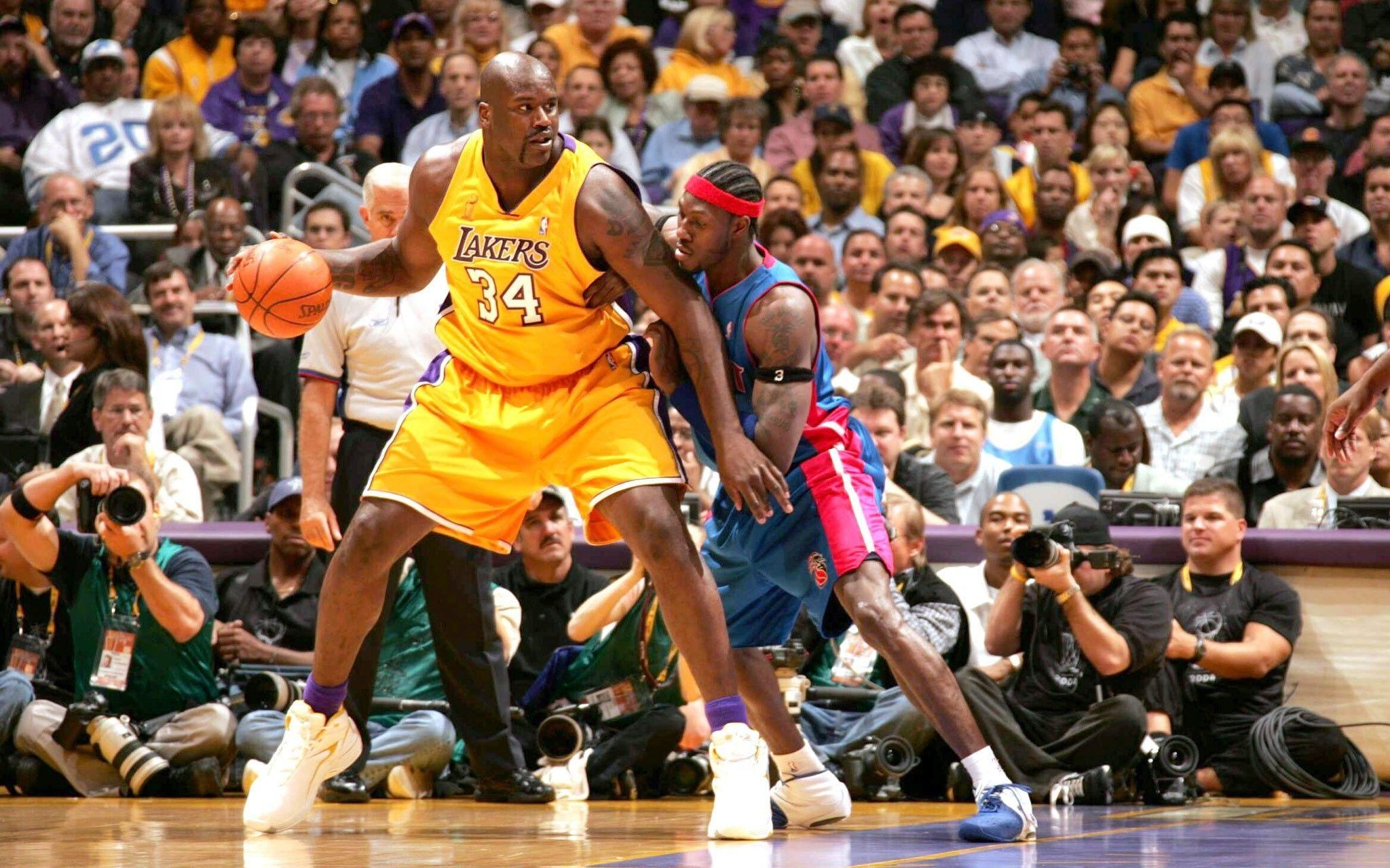 NBA, Basketball, Shaquille O'Neal Wallpapers HD / Desktop and