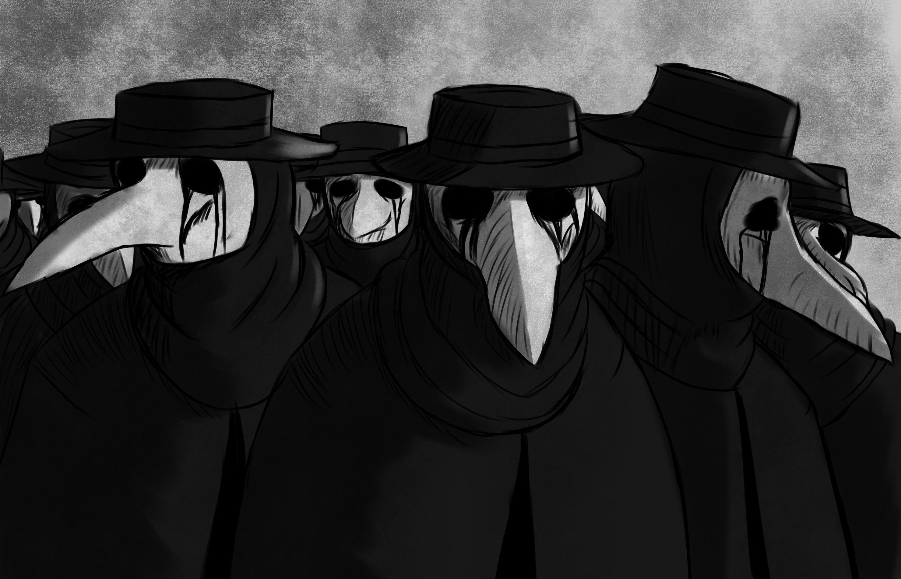 Plague Doctor Wallpapers Wallpaper Cave