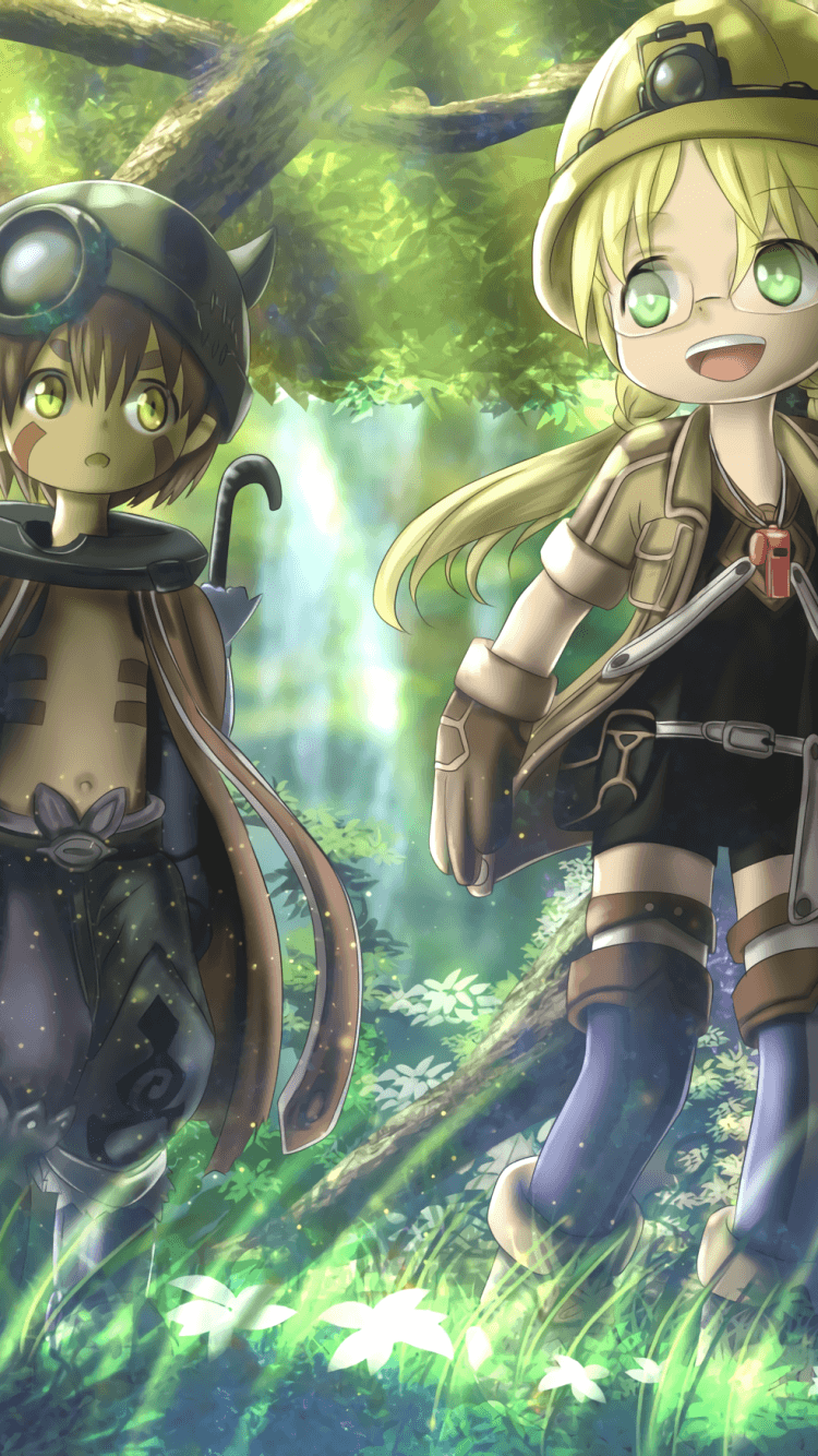 7 Made In Abyss Samsung/Galaxy J7