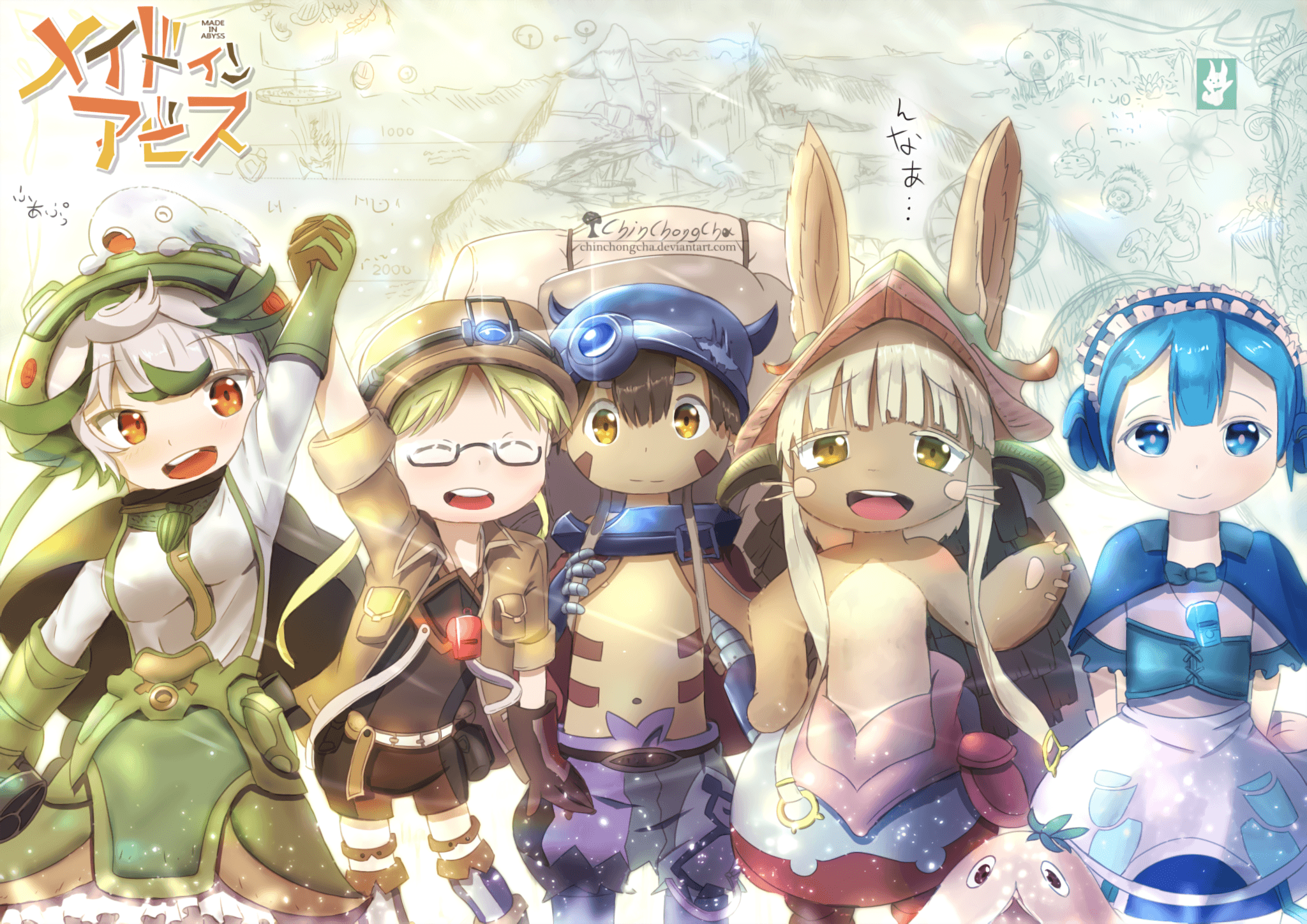 Made In Abyss Full HD Wallpapers and Backgrounds Image