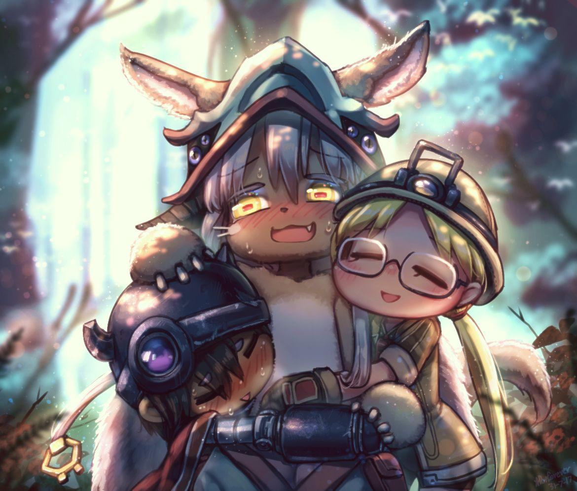 Made In Abyss Wallpapers Wallpaper Cave