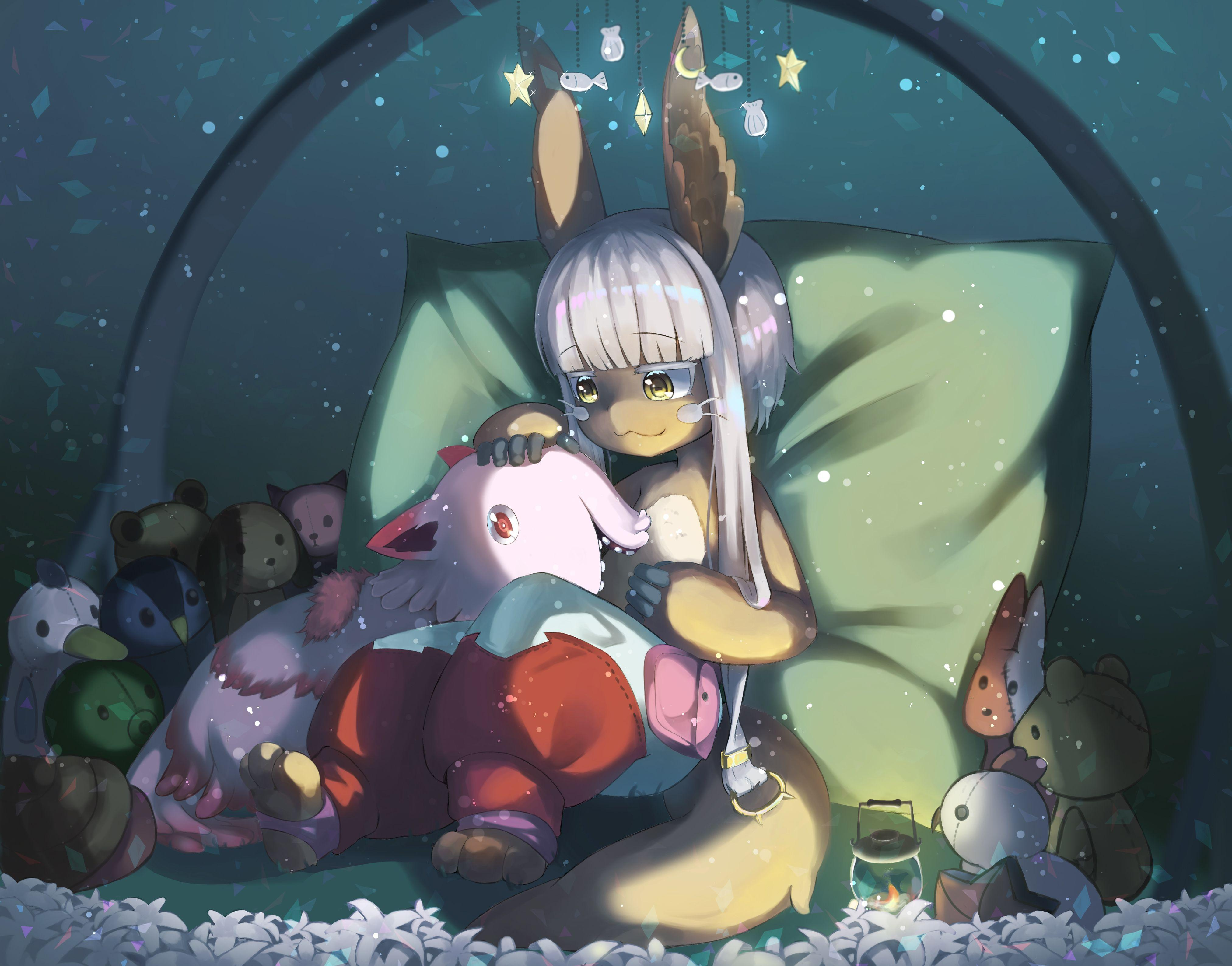 Wallpapers : Made in Abyss, Nanachi Made in Abyss, Mitty Made in