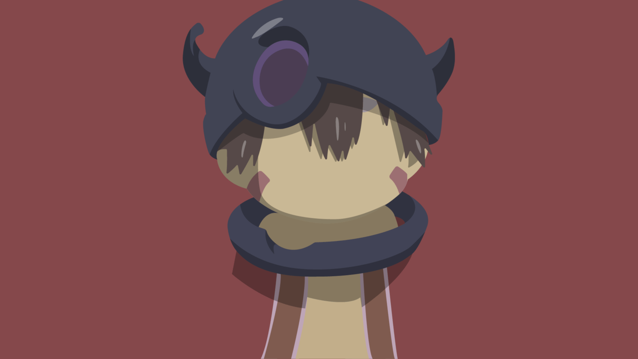 Reg from Made In Abyss by Nevermind