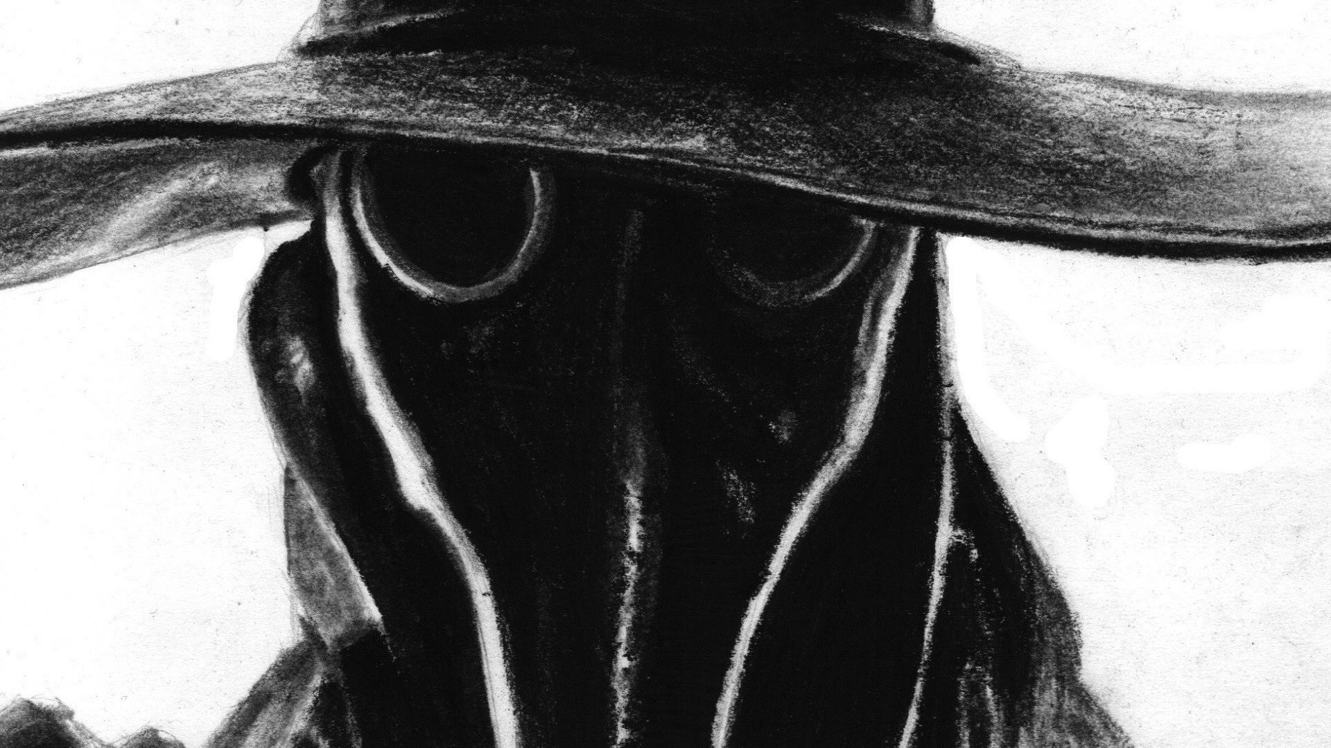 Plague Doctor Wallpaper. fortnite plague outfits fortnite skins. 77 ...