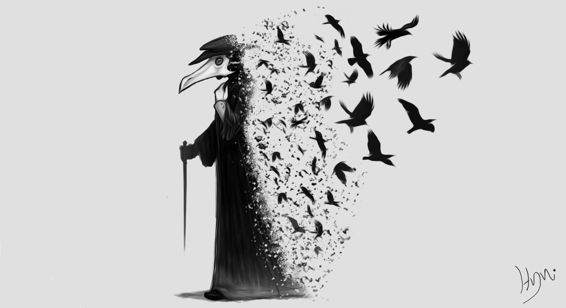 Plague Doctor Wallpapers - Wallpaper Cave