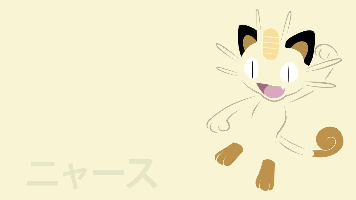 Meowth by DannyMyBrother