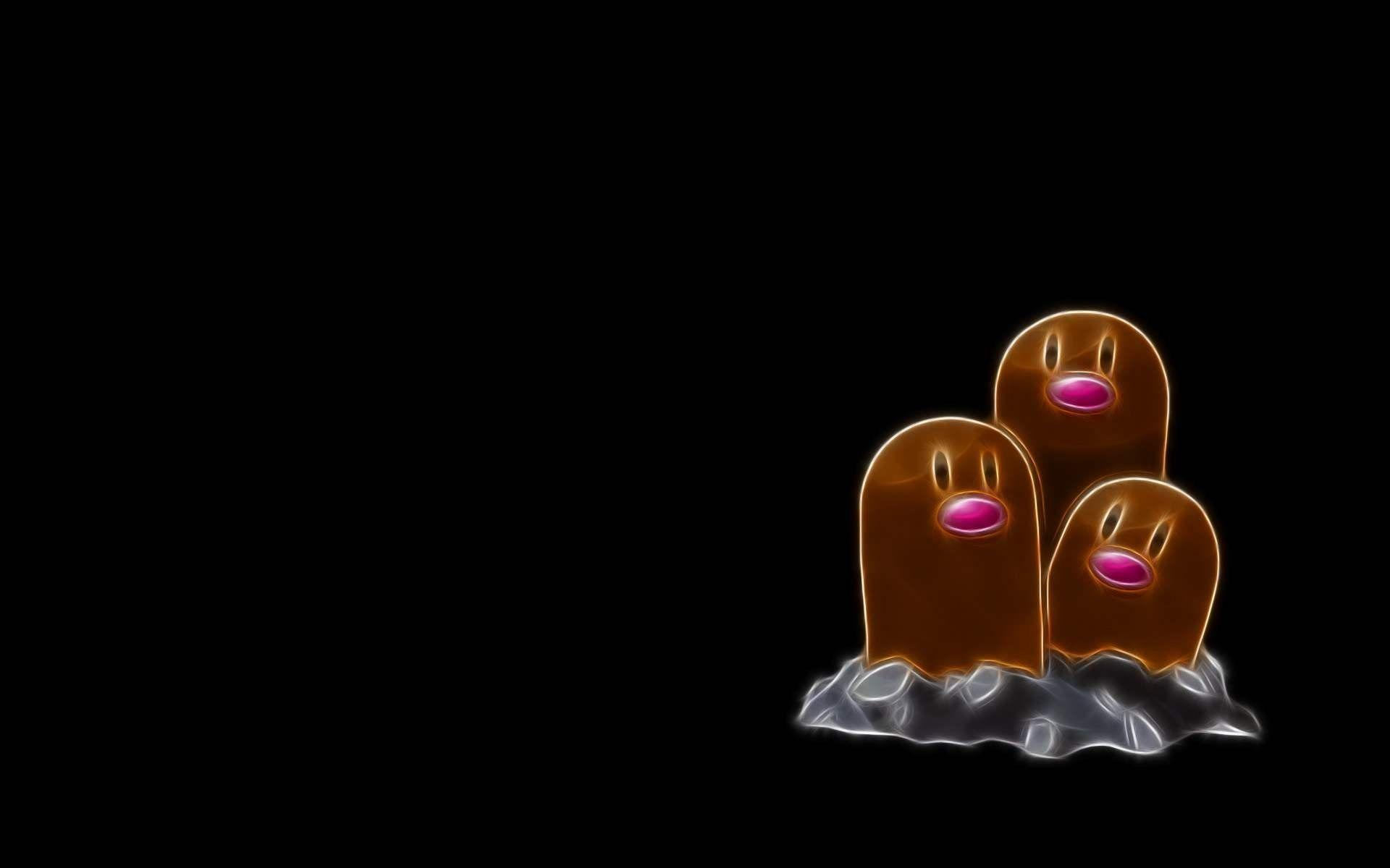 dugtrio wallpaper | sharovarka | Pinterest | Wallpaper