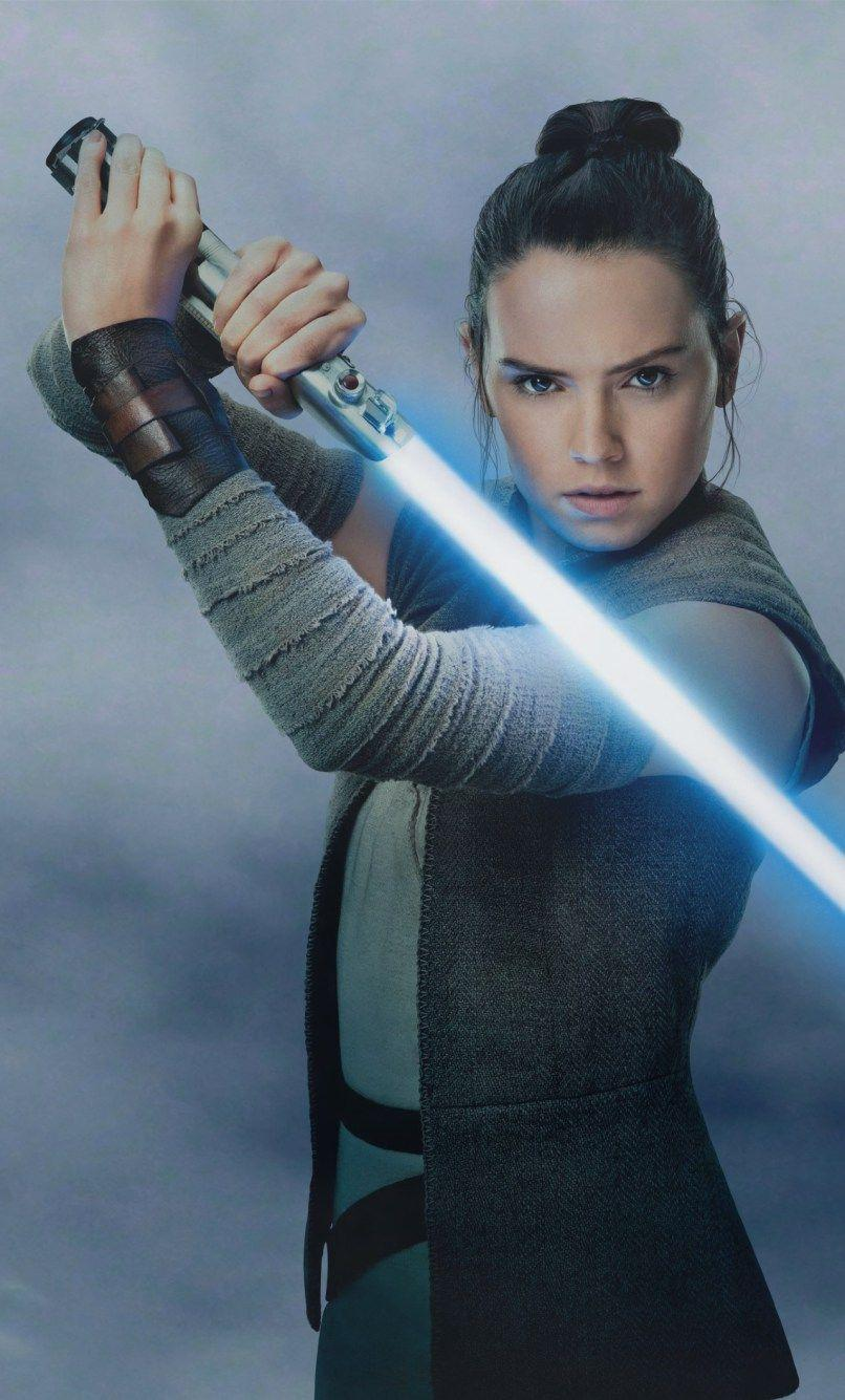 Star Wars Rey Wallpapers Wallpaper Cave