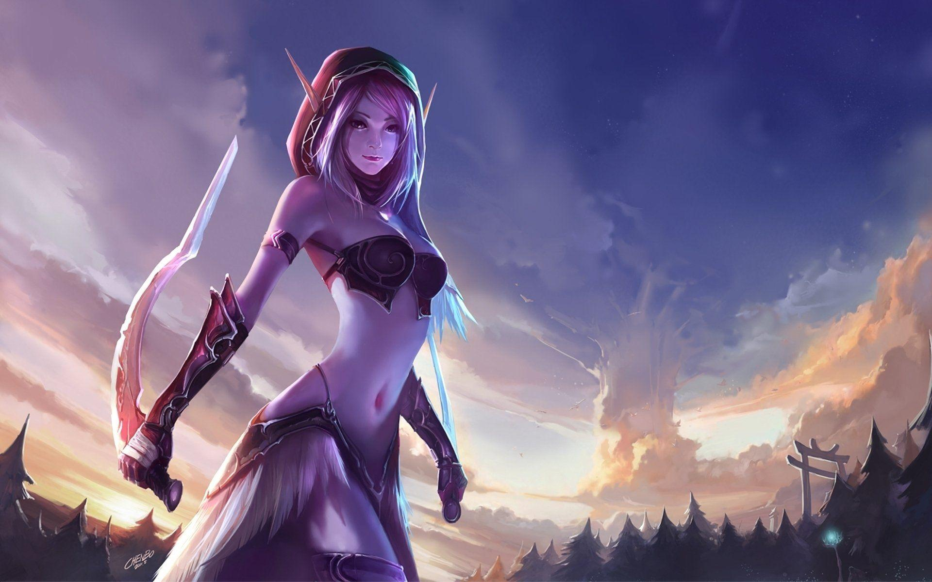 914 World Of Warcraft HD Wallpapers