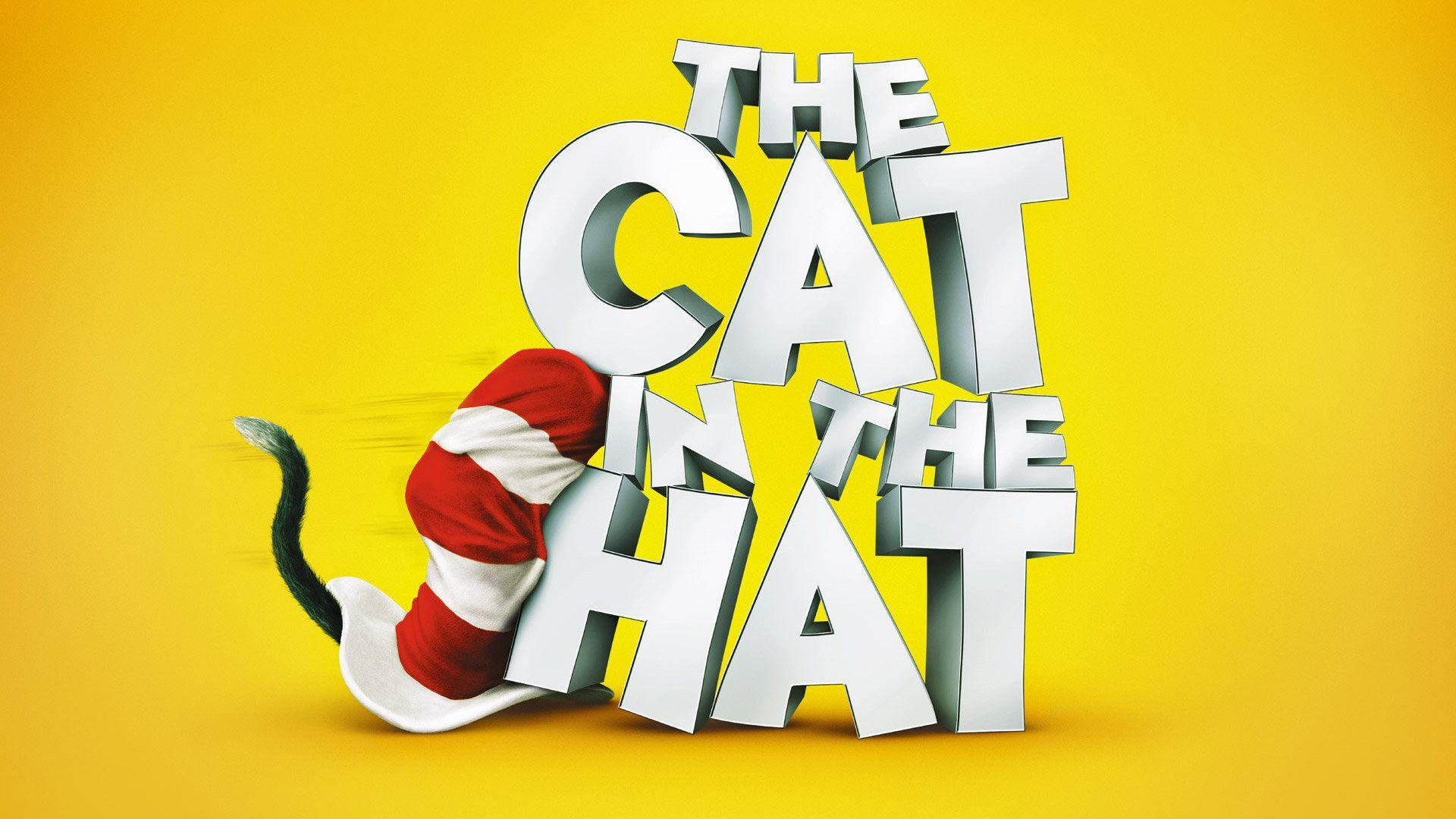 The Cat In The Hat Zoom Background 3