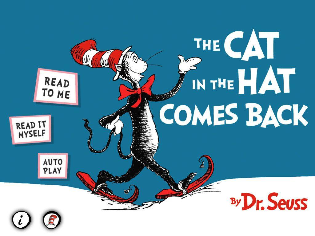 The Cat In The Hat Wallpapers Wallpaper Cave