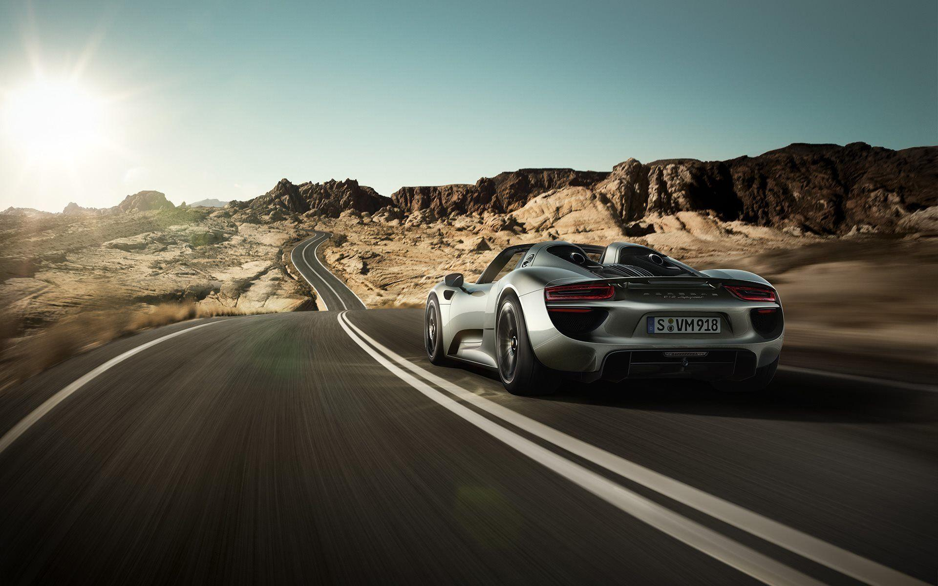 Porsche 918 Spyder Wallpapers Wallpaper Cave