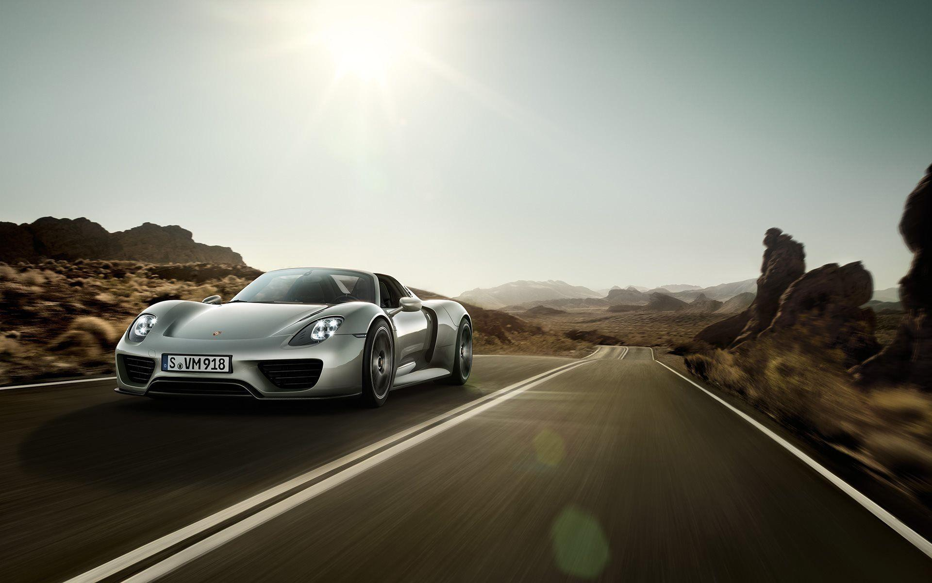 59 Porsche 918 Spyder HD Wallpapers