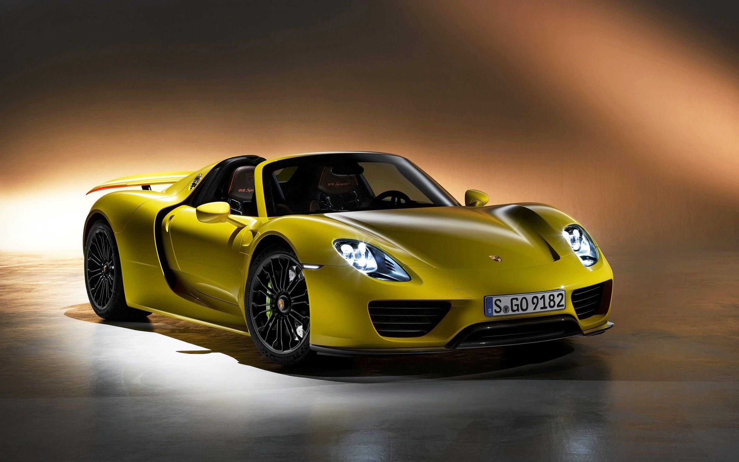 2014 Porsche 918 Spyder Wallpapers
