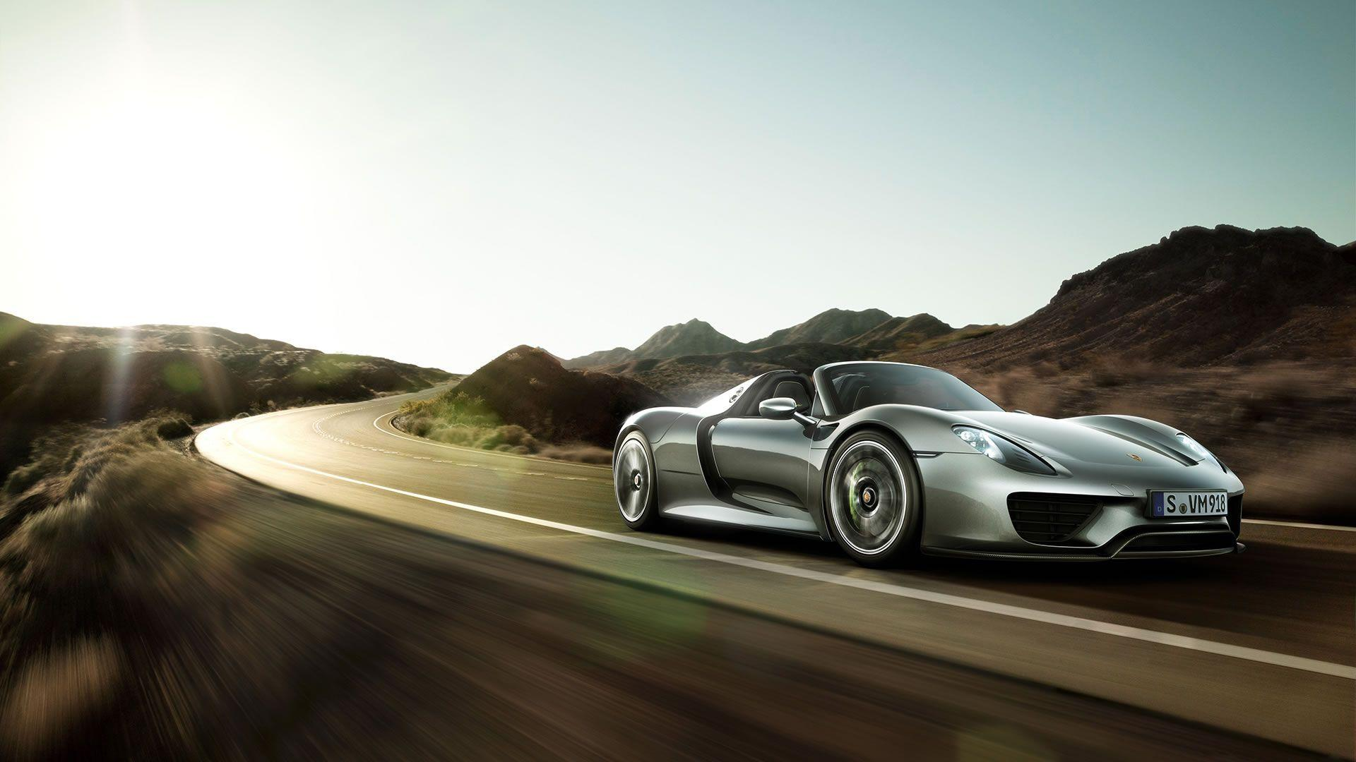 2015 Porsche 918 Spyder Wallpapers