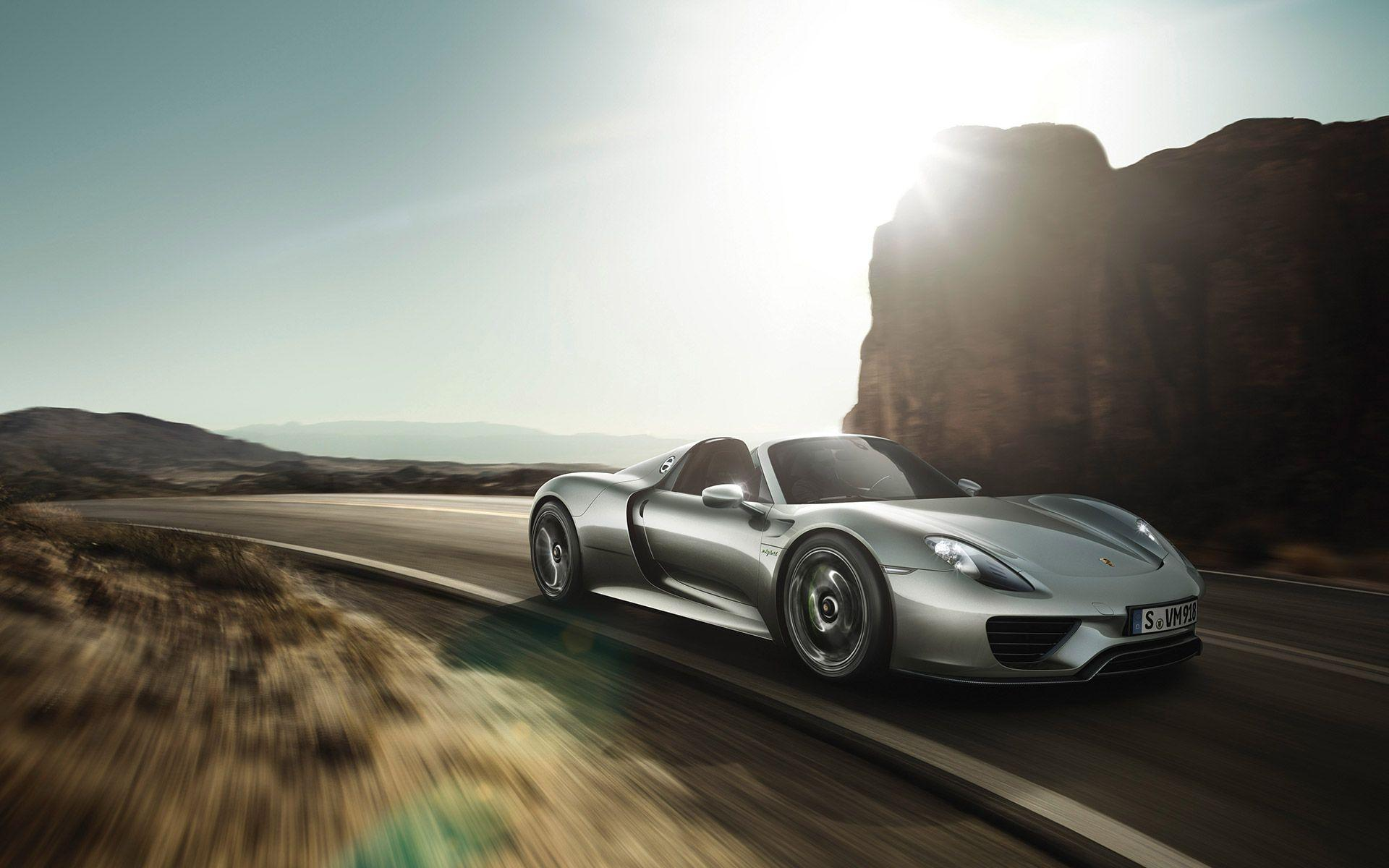 4K Ultra HD Porsche 918 Spyder Wallpapers for Free, Wallpapers