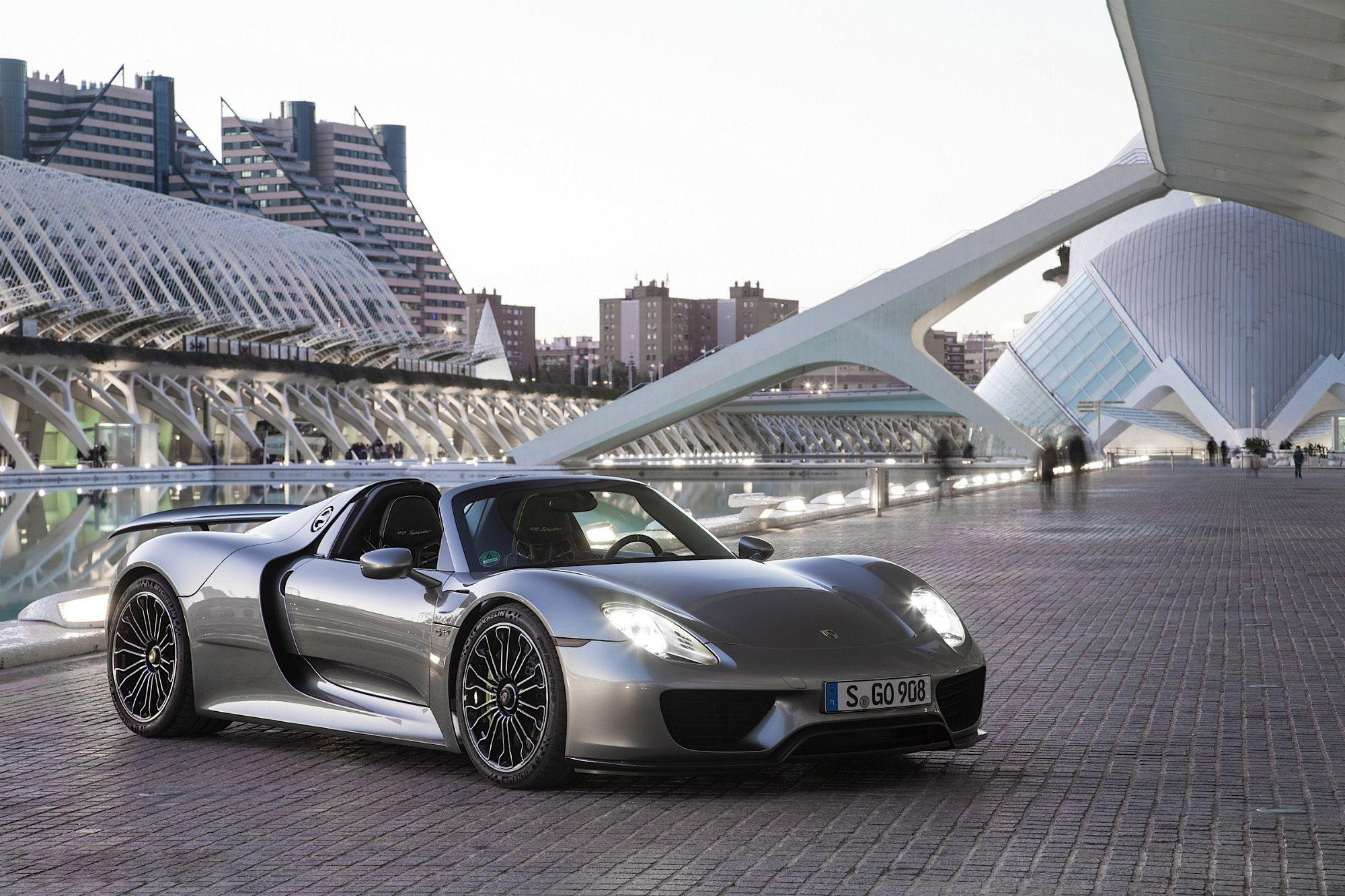 4K Ultra HD Porsche 918 Spyder Wallpapers For Free, Wallpapers - 4USkY
