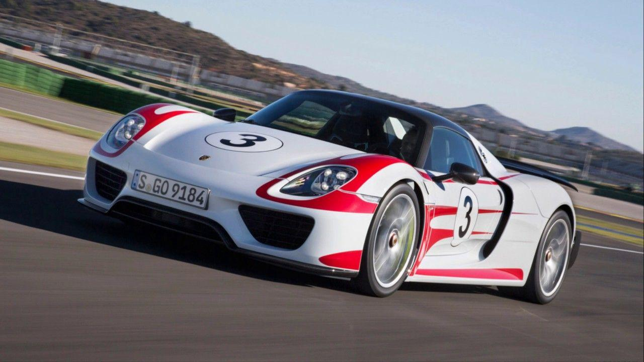 Porsche 918 Spyder wallpapers hd