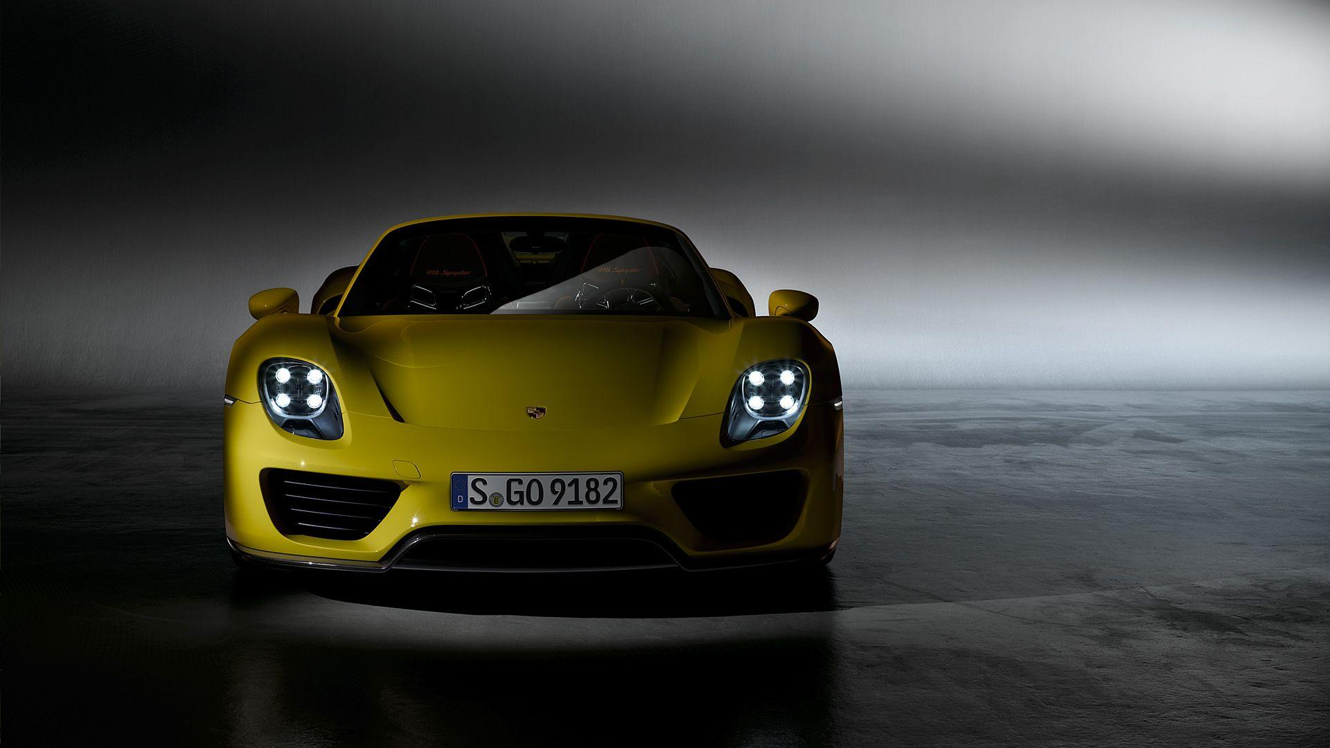 2015 Porsche 918 Spyder Wallpapers & HD Image