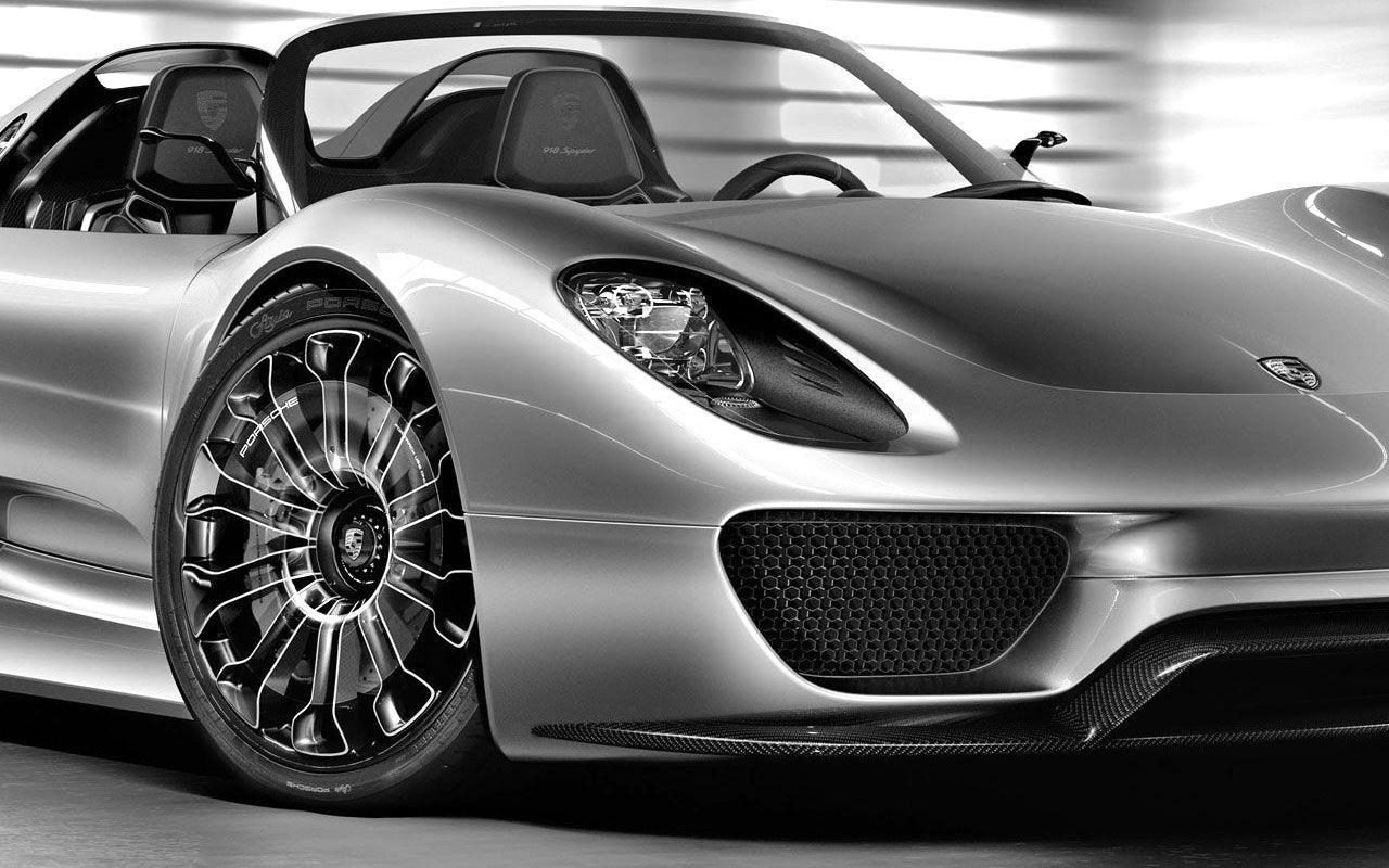 Porsche 918 Spyder - Most Expensive Supercars Pictures