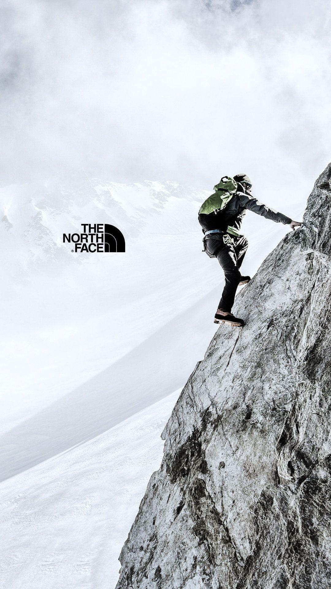 The north face wallpapers wallpaper cave - The north face wallpaper for iphone ...