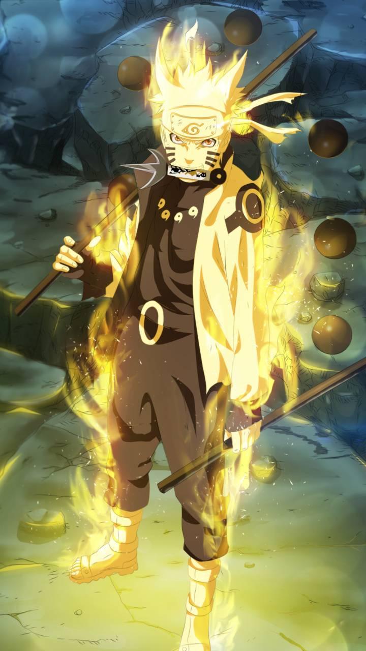 Naruto Six Paths Sage Wallpapers Wallpaper Cave