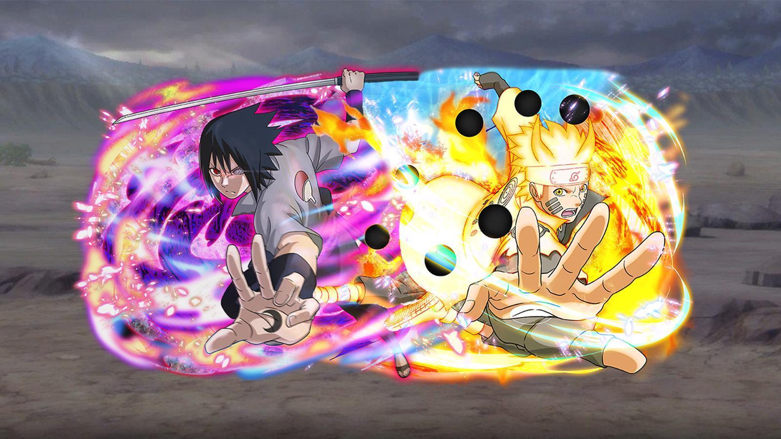 Naruto Sage Mode Wallpaper