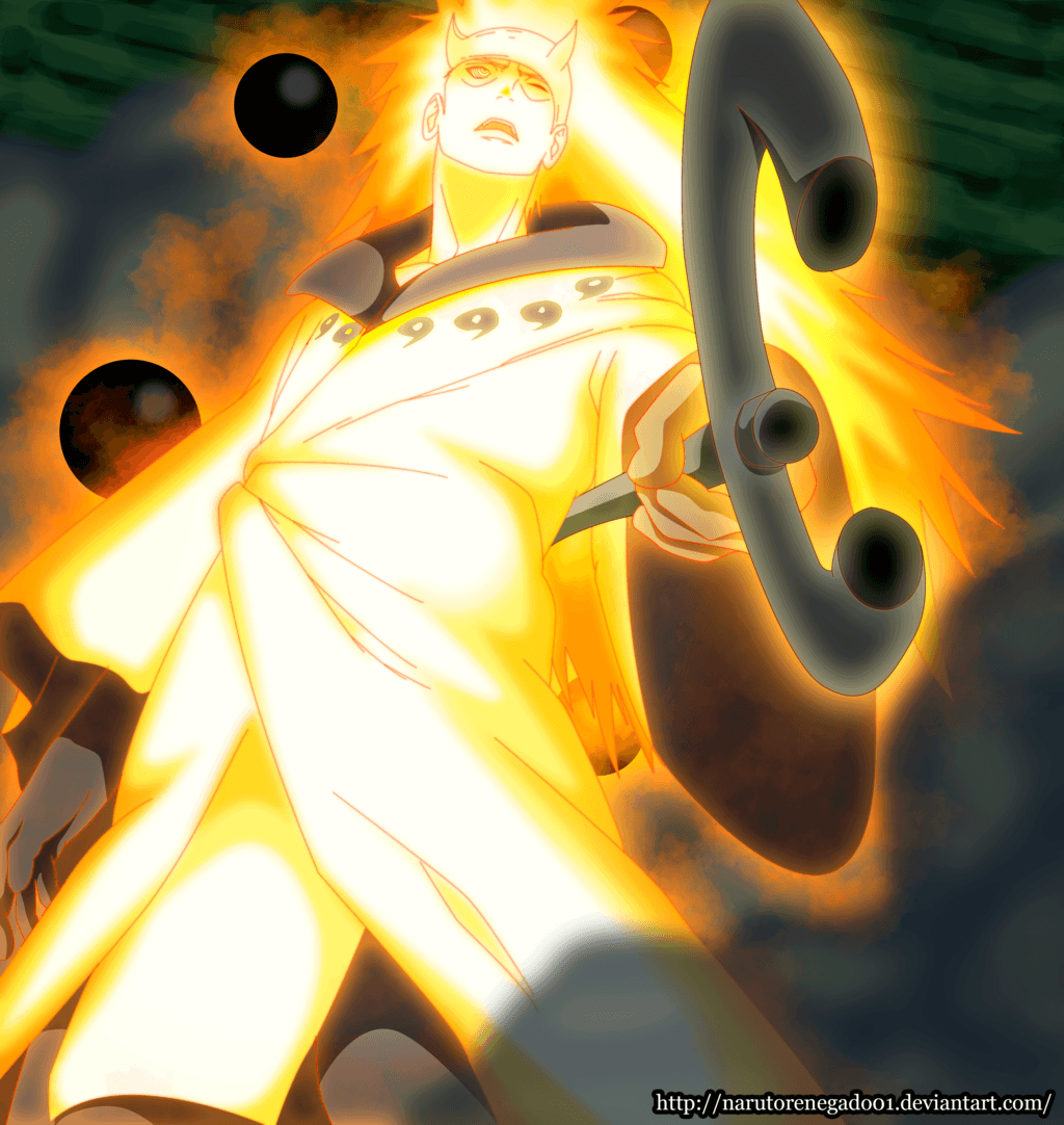 Naruto Six Paths Wallpapers - Wallpaper Cave