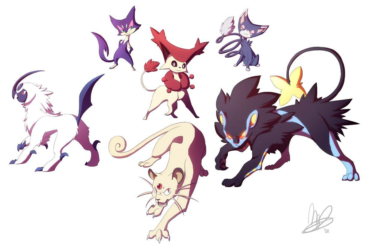 PV: Liam's Pokemon Team by Lanmana on DeviantArt