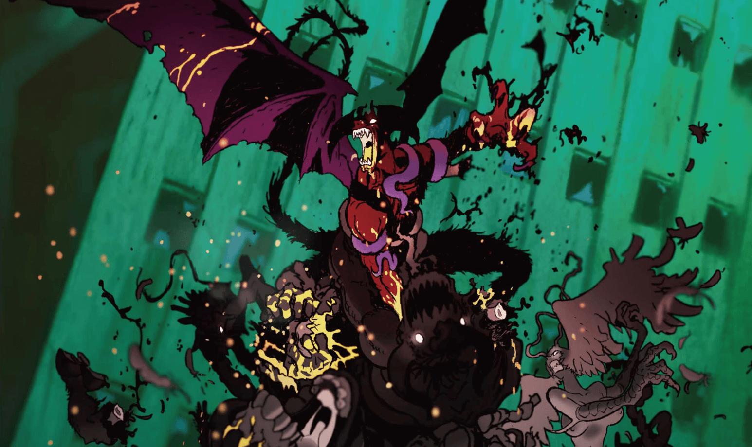 Devilman Wallpapers - Wallpaper Cave