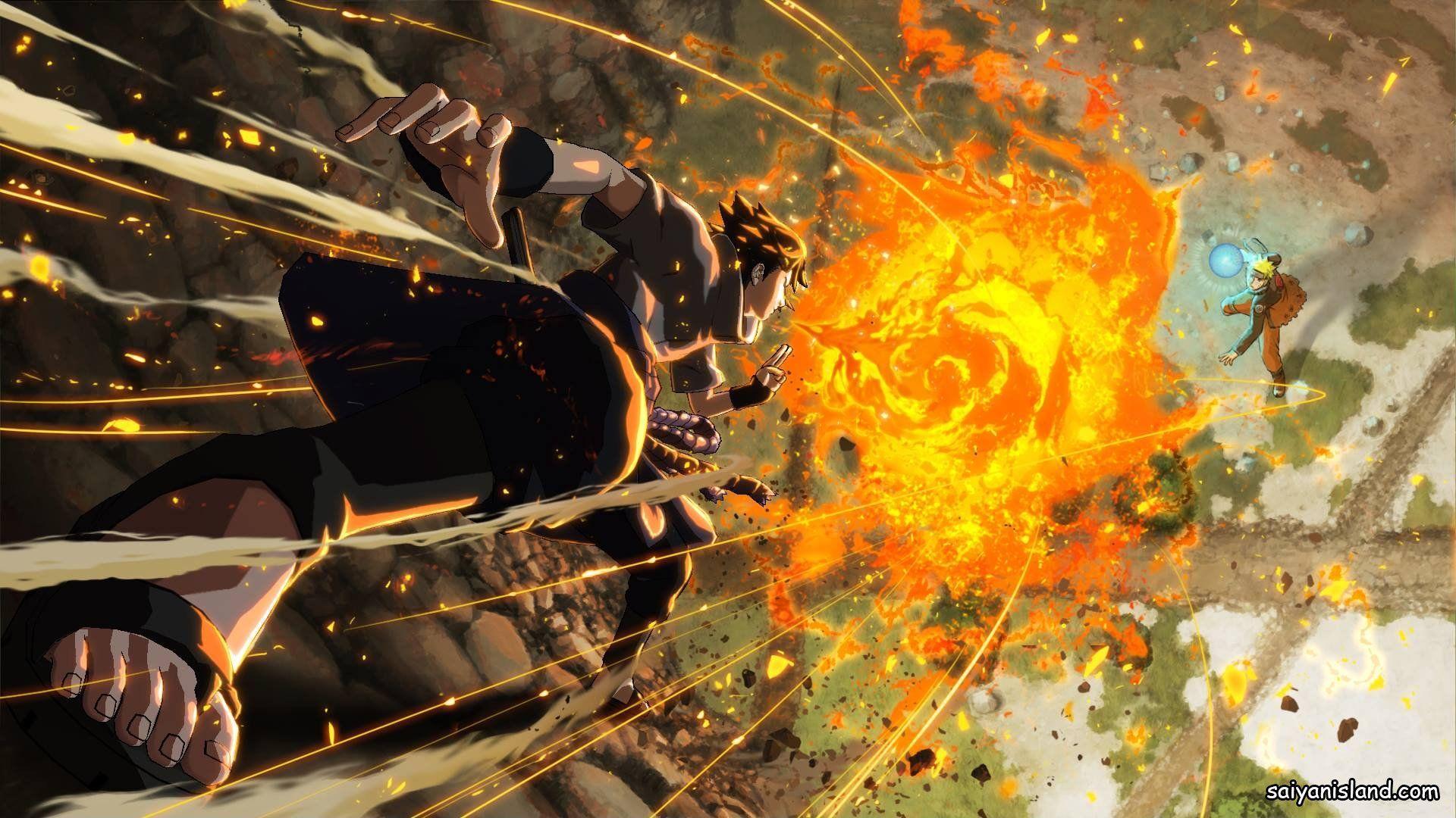 Naruto Shippuden: Ultimate Ninja Storm 4 Wallpapers