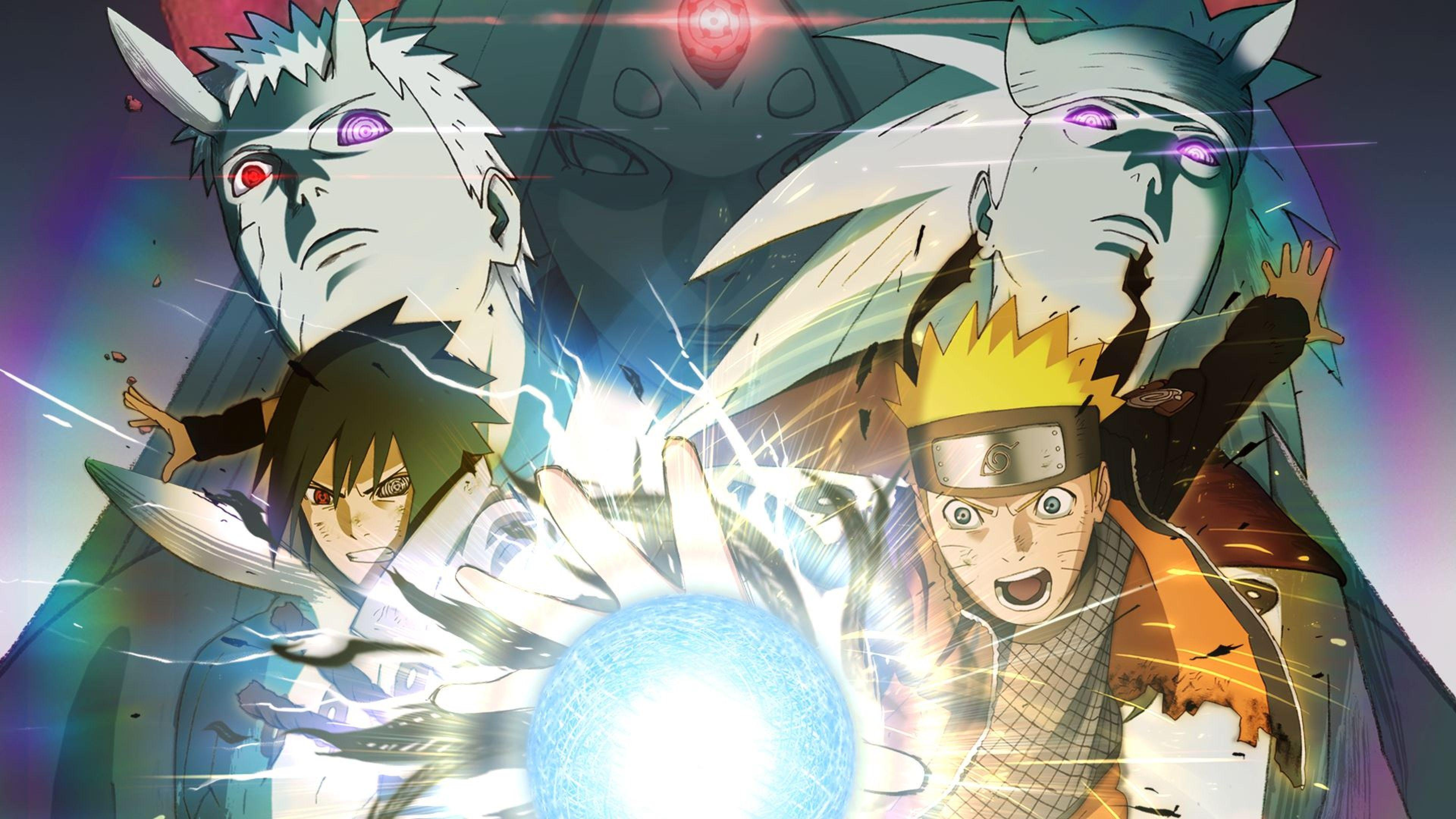 Naruto Shippuden: Ultimate Ninja Storm 4 Wallpapers - Wallpaper Cave