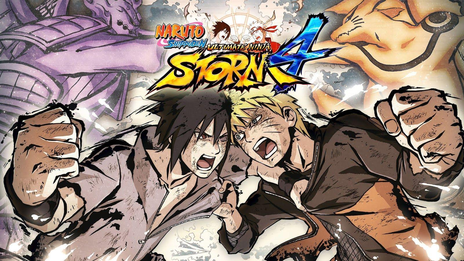 Naruto Shippuden Ultimate Ninja Storm 4 Wallpapers Wallpaper Cave