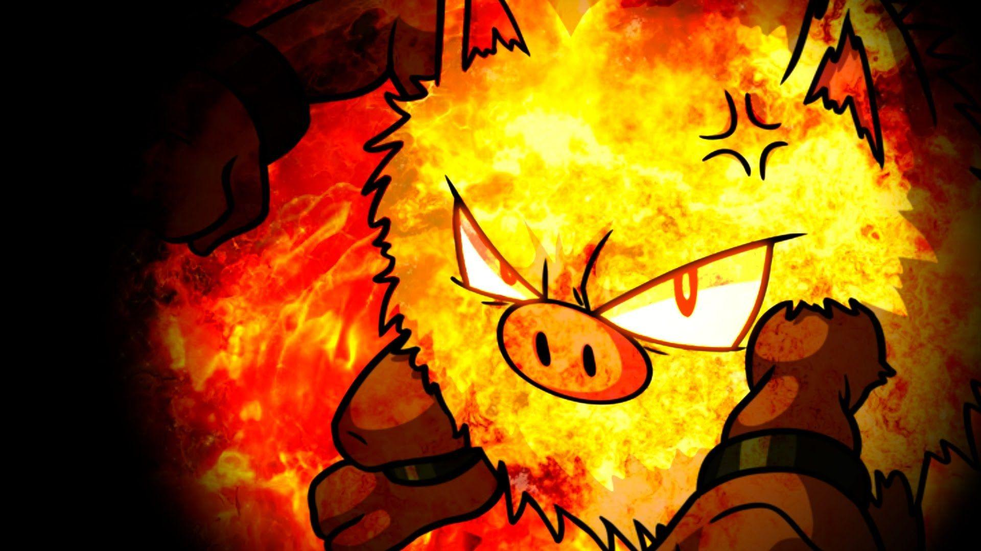 Awful People Play with Overheat Primeape in OU