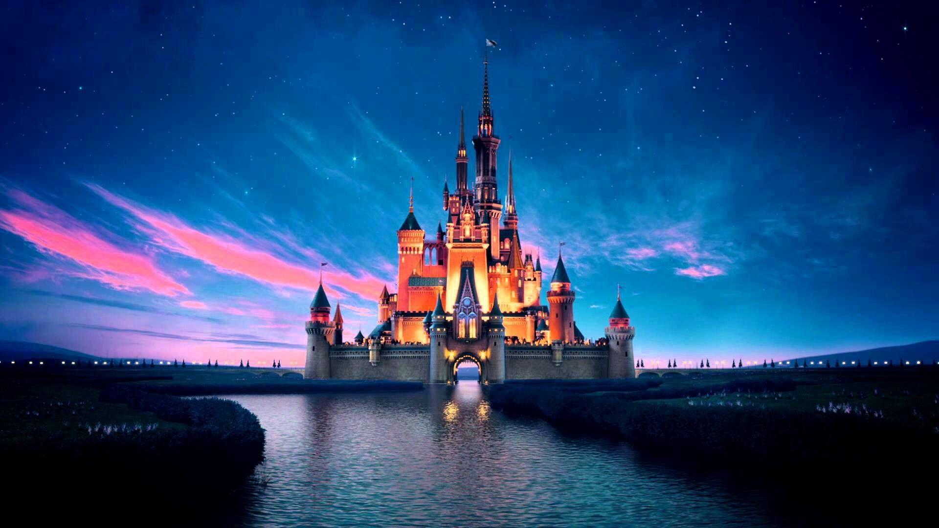Disneyland Castle Wallpapers Hd Wallpaper Cave