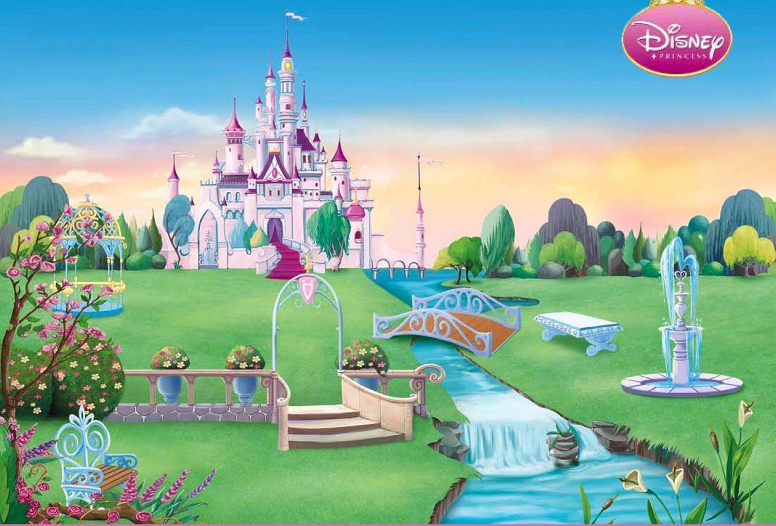 Disney Castle Wallpapers Wallpaper Cave