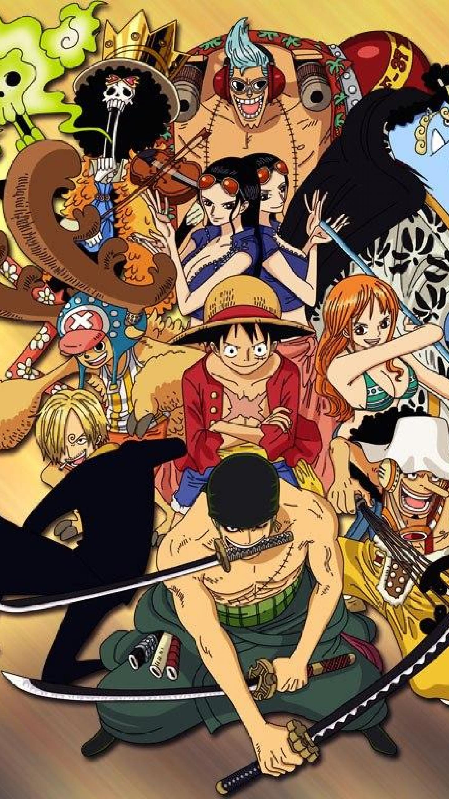 Wallpaper Pemandangan: One Piece Wallpaper For Oppo