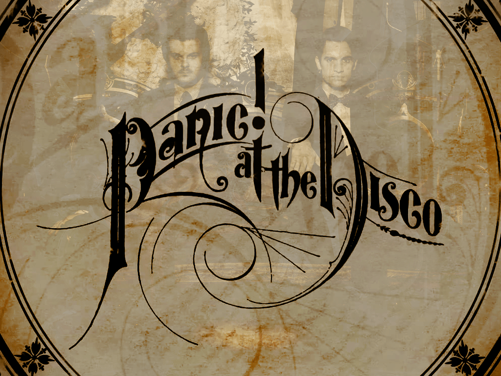 Panic At The Disco Wallpaper By Pk403 On DeviantArt