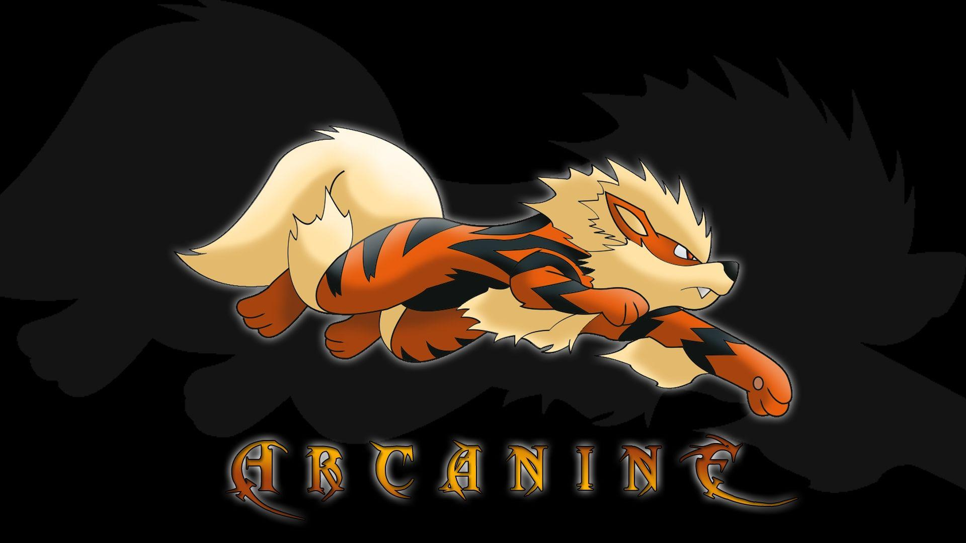 Arcanine Wallpaper, Animals HD Wallpaper,Hi Res Animals Wallpaper ...